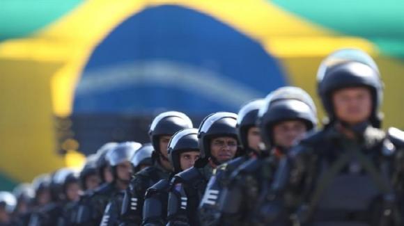 Esquema de segurança de evento-teste olímpico é baseado em ações feitas na Copa